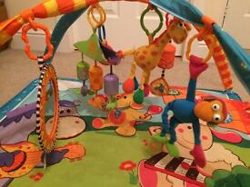 Tiny love baby gym