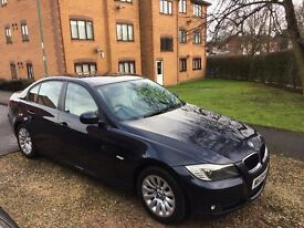 BMW 318i 2009 FSH LEATHER 3 OWNERS FROM NEW