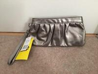 Brand new with tags small handbag / purse in gold / bronze