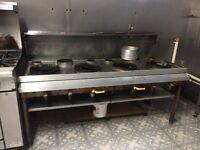 wok gas cooker burner