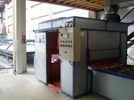 Composite Panel manufacturing machinery
