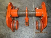 PELLOBY GP 500Kg Beam Runner - Great Condition