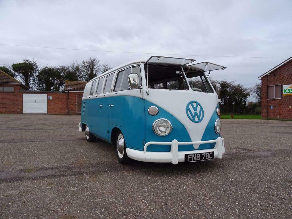 Vw split screen 1965 camper | in Kessingland, Suffolk | Gumtree