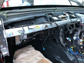 Mercedes2010 - 2013 MERCEDES EClass W212 DASH DASHBOARD SUPPORT FRAME