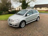 2010 MERCEDES B160 SPORT - ONLY 44000 MILES -