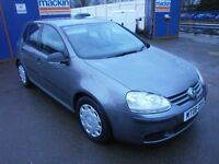2006 VOLKSWAGEN GOLF 1.9 TDI S NEW TIMING BELT ON 80K,SERVICE HISTORY, HPI CLEAR, VERY NICE CAR