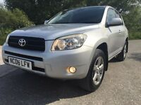 2006 IMMACULATE CONDITION THROUGHOUT TOYOTA RAV 4 XT4 AUTOMATIC,FULL SERVICE HISTORY,MOT APRIL 2018