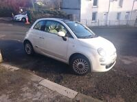 Fiat 500 1.2 2013, low mileage and good conditon. Under priced for quick sale
