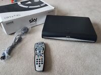 Sky + HD Box great condition