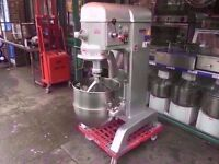 THREE PHASE PATISSERIE DOUGH COMMERCIAL MIXER BAKERY MACHINE RESTAURANT TAKEAWAY DINER SHOP BAKERS