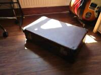 Vintage / antique suitcase / trunk - prop, display, quirky