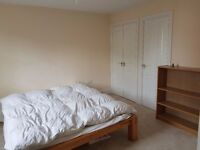 LARGE ENSUITE DOUBLE ROOM WITH PRIVATE PARKING