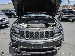 2015 Jeep Grand Cherokee OVERLAND   DIESEL   4X4   FULLY LOADED  Cambridge Kitchener Area image 8