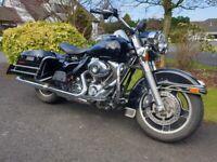 2013 Harley-Davidson, Roadking Police