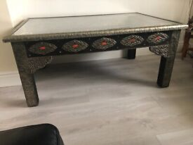 Moroccan Coffee Table For Sale