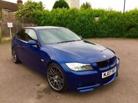 BMW 318i M SPORT 6 Speed Manual Full Service History Hpi Clear