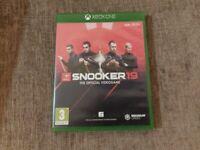 Snooker 19-Xbox One