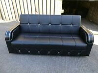TURKISH STYLE SOFA BED WITH FACING ( ZAB ONLINE FURNITURE)