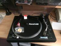 Sound Lab G056 professional deck