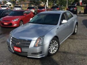2010 Cadillac CTS 3.0L | AWD | LEATHER | HEATED SEATS