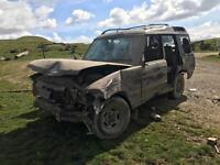 Land Rover scrap wanted £200 plus