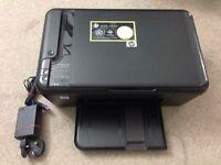 HP deskjet F2480 Printer and Scanner