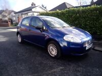 2007 Fiat Punto 1.2 Grande (1 OWNER FROM NEW)