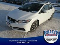 2013 Honda Civic EX! Sunroof! Bluetooth! Back-Up Cam!