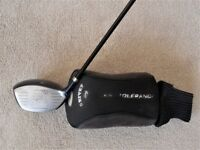 Zero Tolerance Crown Jewel Optima 360 Golf Club Driver. Ultra Light with Cover Sock