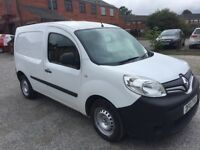 Renault kangoo van 2013 model 1.5 dci 1 owner well maintained dab radio Bluetooth electric windows