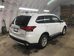 2016 Mitsubishi Outlander SE*7 PASSENGER*AWC*V6*ECO MODE*BLUETOO Kitchener / Waterloo Kitchener Area image 3
