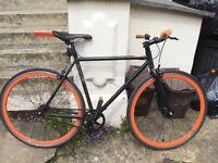 Mango Single Speed / Fixed Gear Bike Size Small