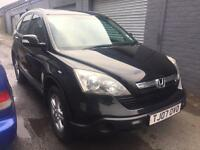SALE! Bargain Honda cr-v se ctdi diesel jeep, MOTd ready to go