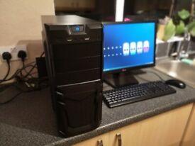 FAST HP Z620 Dual Intel Xeon Eight Core E5-2690 96GB RAM CAD