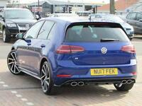 Volkswagen Golf R TSI (blue) 2017-03-17