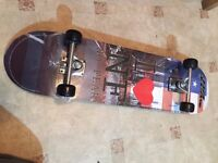 No Fear Skateboard brand new