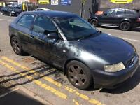 Audi A3 2002 1.6 with full leather breaking for parts
