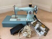 Jones Vintage electric sewing machine