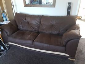 3 seater and 2 seater sofa for sale.