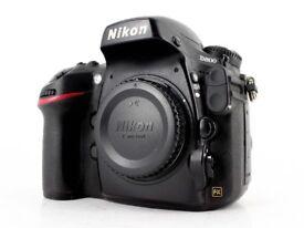 Nikon D750 Fully Boxed