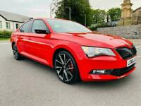 2016 ŠKODA SUPERB SE BUSINESS 2.0 TDI AUTOMATIC ONE OWNER FULL SERVICE HISTORY EXCELLENT CONDITION
