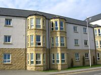 Executive 2 Bed apartment, Cults , Aberdeen AB15. Furnished and parking