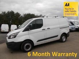 Ford Transit Custom 2.2 TDCi 125 270 SWB L/Roof***DIRECT from LEASE Co***