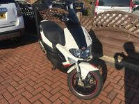 Gilera Runner SP 50 De Restricted to 90cc Very Fast!!