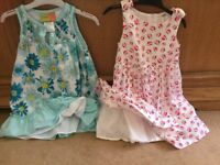 New Girls Dresses aged 3 years, Brand New Osh Kosh & Penelope Mack Designer
