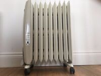 Dimplex OFRC20c 2000W Oil Free Heater - USED, good working order, collection only
