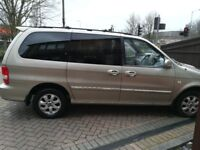 KIA Sedona 7 Seater MPV - Immediate Sale