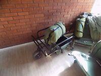 Brandnew leeda 2xl bivvy and brandnew 5 season sleeping bag