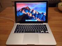 MacBook Pro 13-inch, 2.5 GHz i5, 16GB RAM, 240GB SSD