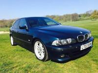 BMW 530d Aegean Blue Only 150 Ever Made